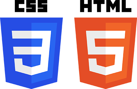 image logo in css